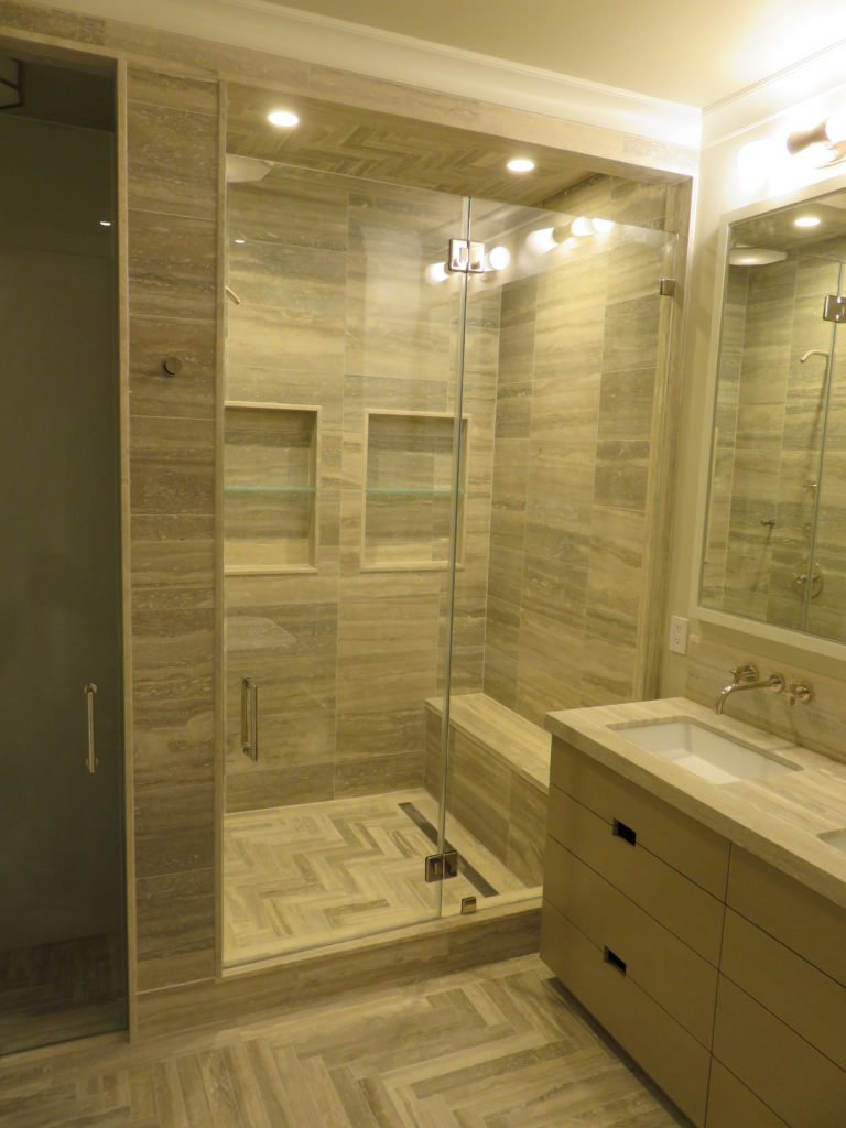 Montvale Shower Doors | Bergen County Glass Service