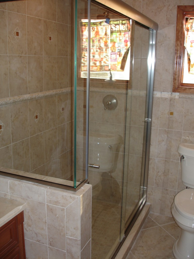 Glass Shower Doors in Fair Lawn | Bergen County Glass Service