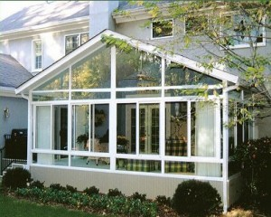 Alpine NJ Sunroom | Bergen County Glass Service