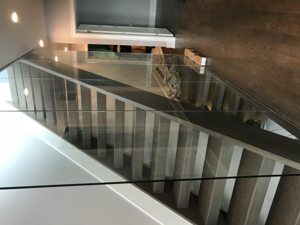 glass and metal railing Glass Railings In Teaneck Northeast NJ Glass Service