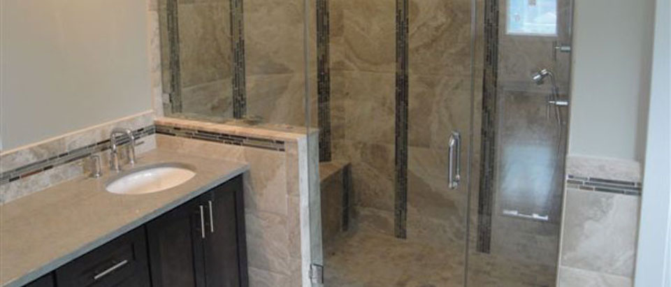 Essex Fells Glass Shower Doors | Essex County Glass Service