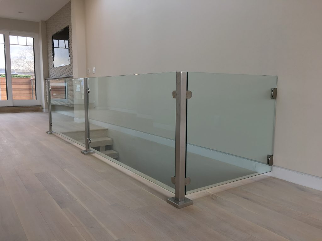 Glass Railings In Teaneck Northeast Nj Glass Service