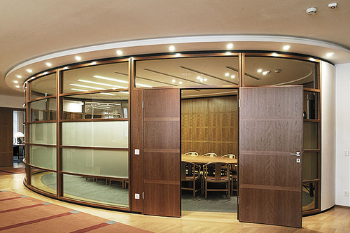 North East NJ Glass Partitions