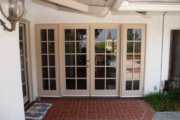 Upper saddle river french doors nj glass service for French main door designs