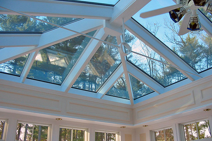 Jersey City  Skylight Installation | NJ Glass Service