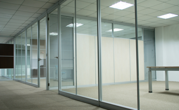 Hoboken Glass Partition Walls | Hudson County Glass Company