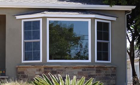Bay window installation in fort lee bergen county glass for Bay window installation