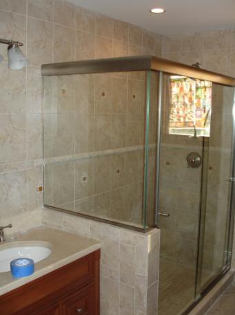 Teaneck Custom Glass Shower Doors