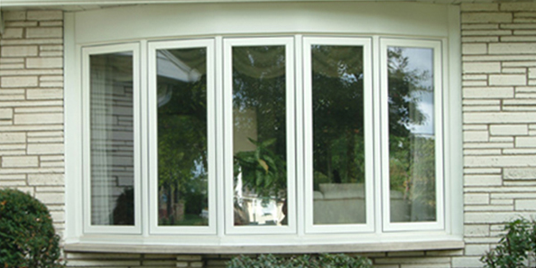 Difference Between Bay And Bow Windows : Wayne bow windows florian glass