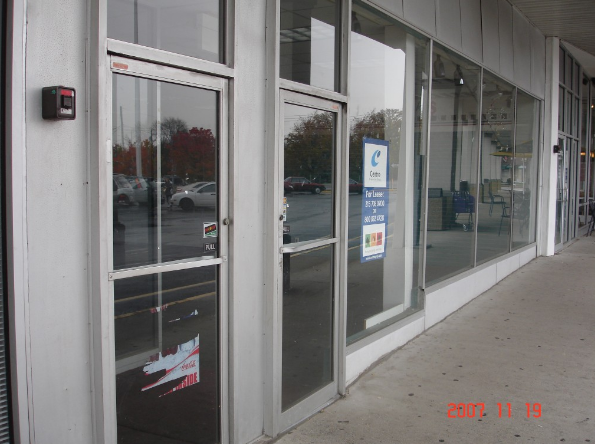 Storefront Windows in Midland Park NJ | Bergen County Glass Service