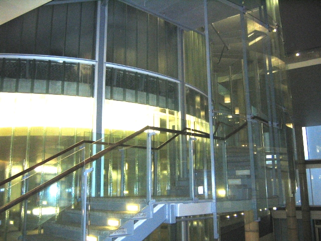 NYC Glass Railings Installation