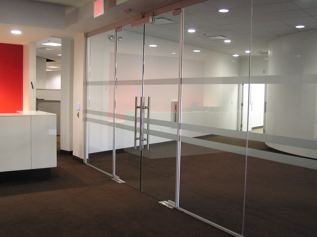 Manhattan Glass Partition Walls Manufacturer