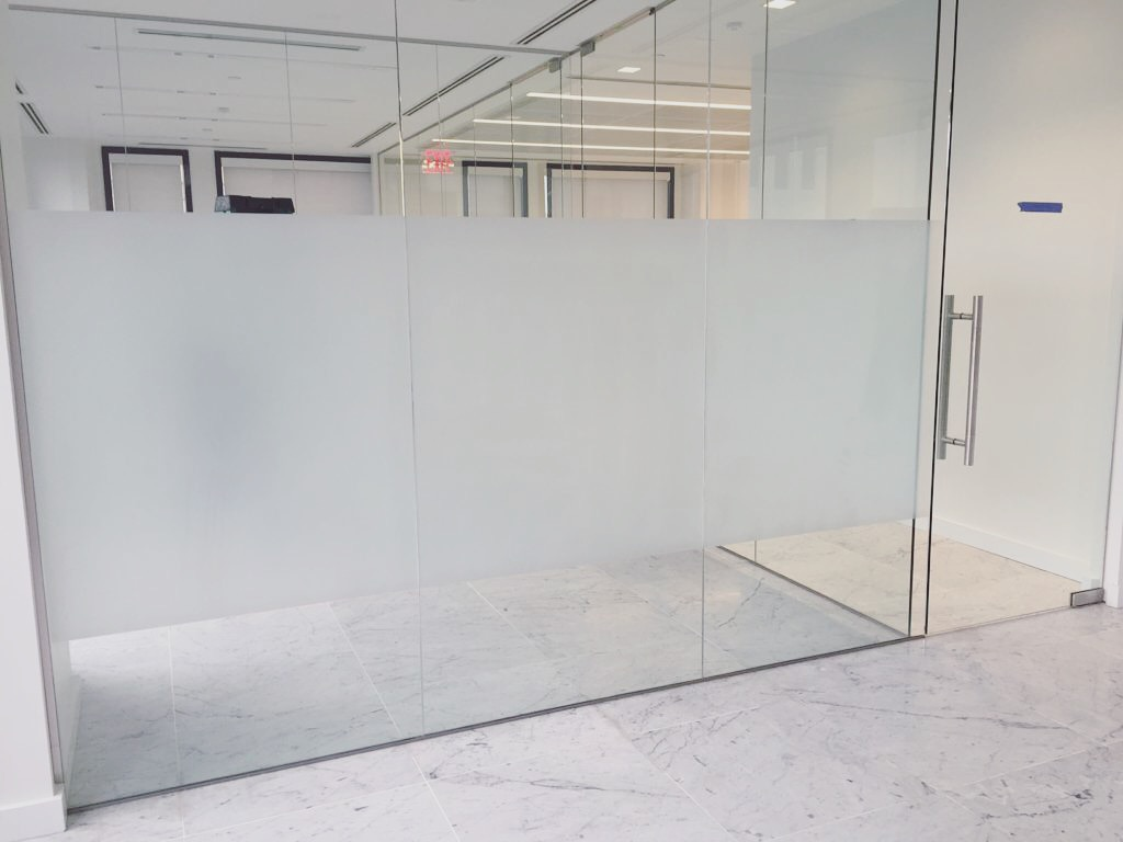 NYC Glass Partition Walls Manufacturer