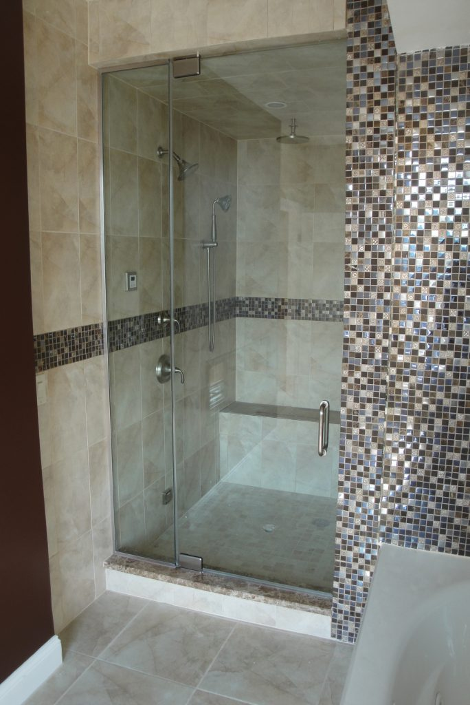 Bergen County NJ Glass Shower Doors