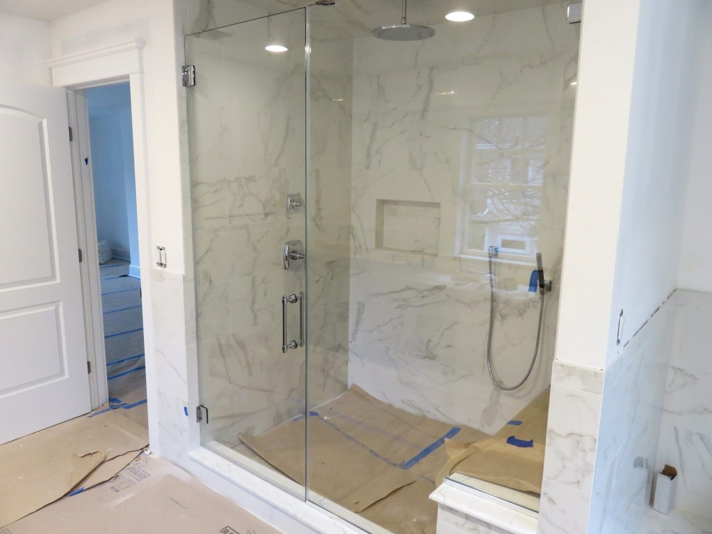 Hudson County NJ Glass Shower Doors