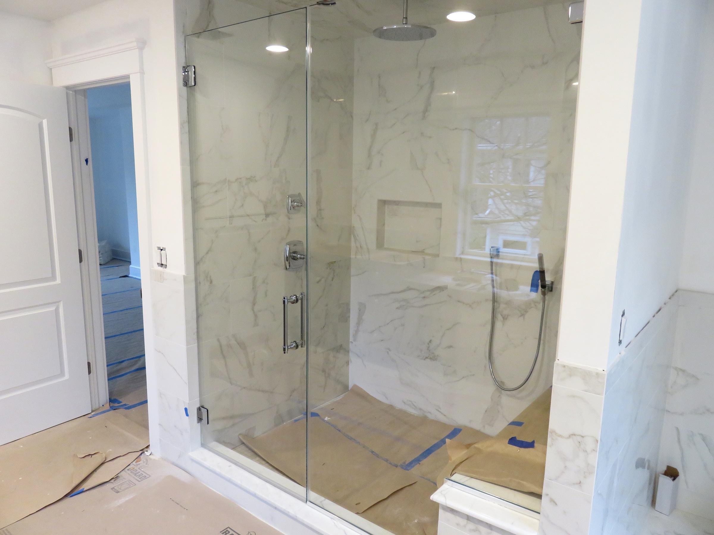 Hudson County Glass Shower Doors Florian Glass