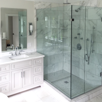 Bergen County Glass Shower Doors | Glass Service in Northern NJ