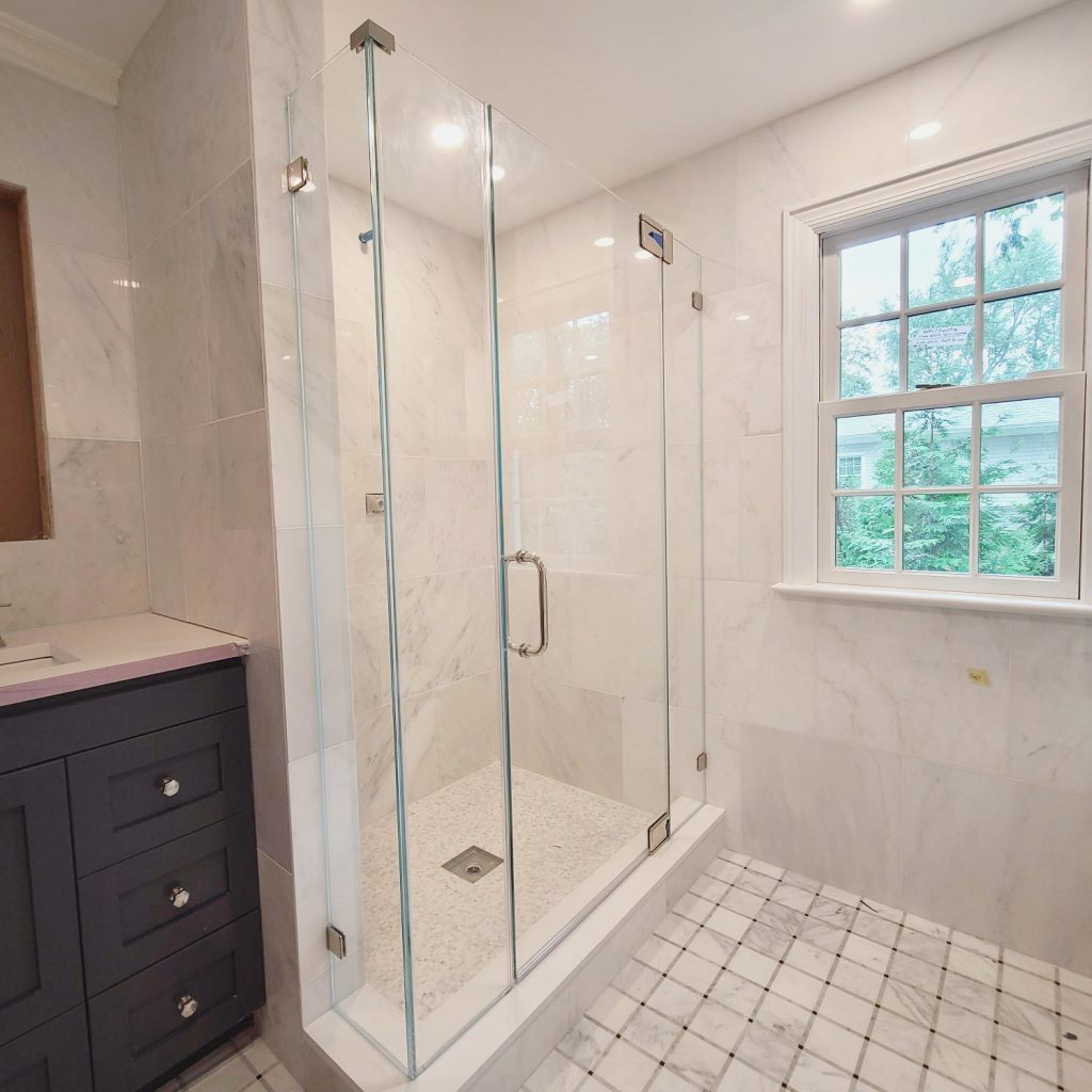 Rutherford Glass Shower Doors