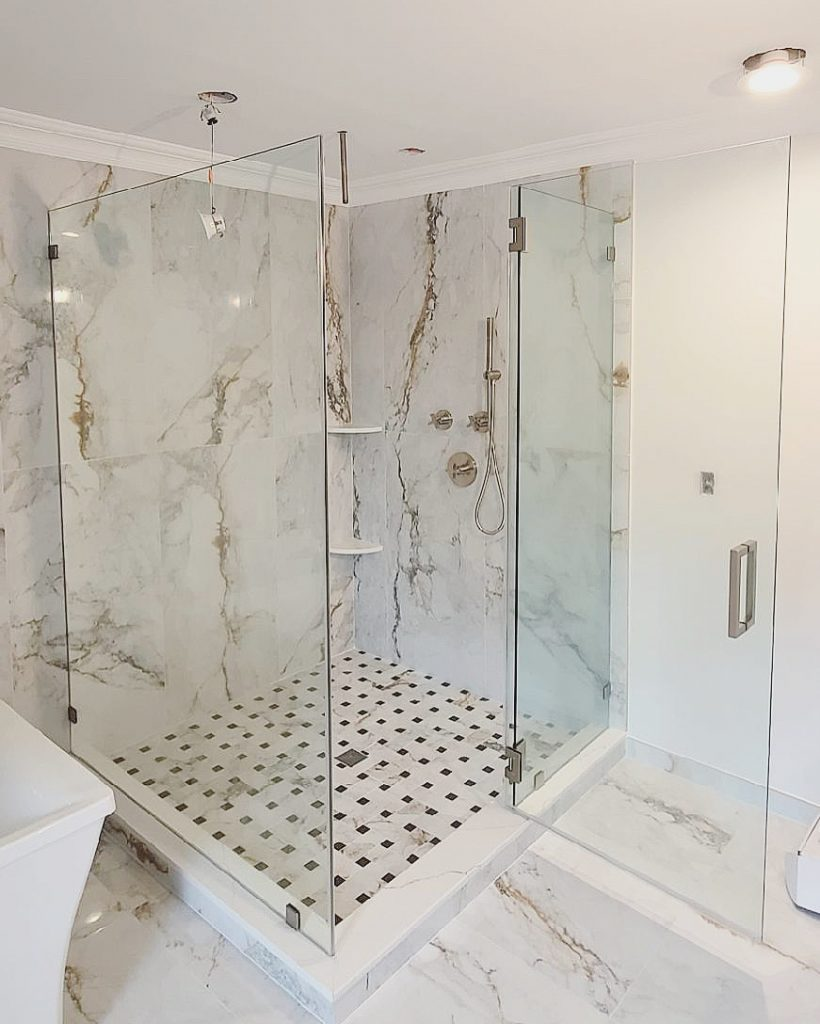 Glass Shower Doors in Rutherford